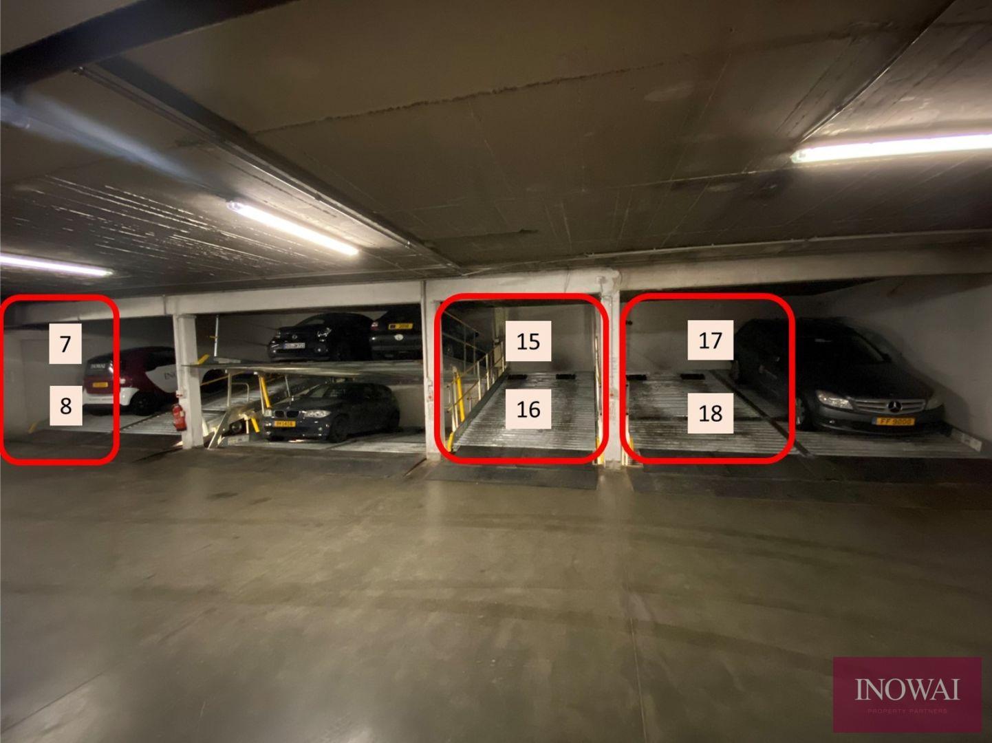 Parking Centre-ville
